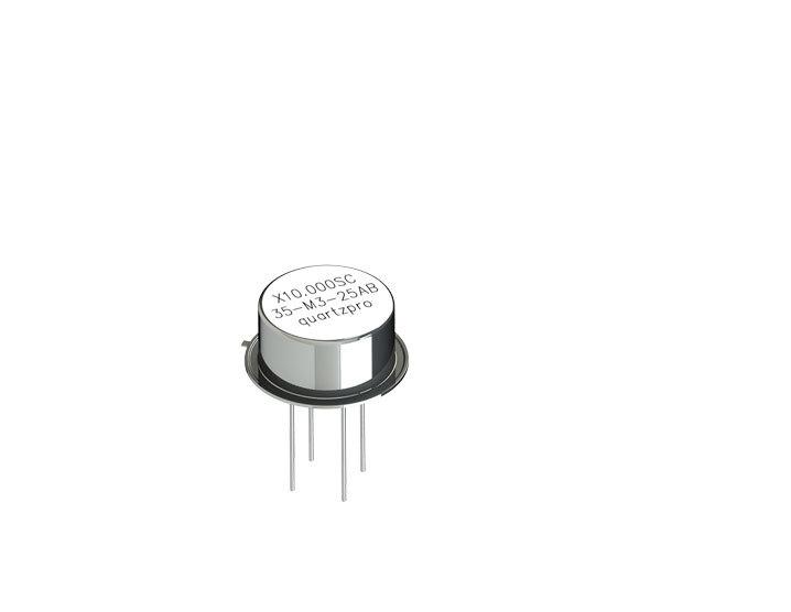 Quartz Crystal 100.000 MHz  SC HC-35/U 5th overtone  Serie