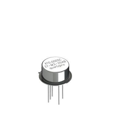 Quartz Crystal 10.000 MHz  SC HC-37/U 3rd overtone  CL 22pF