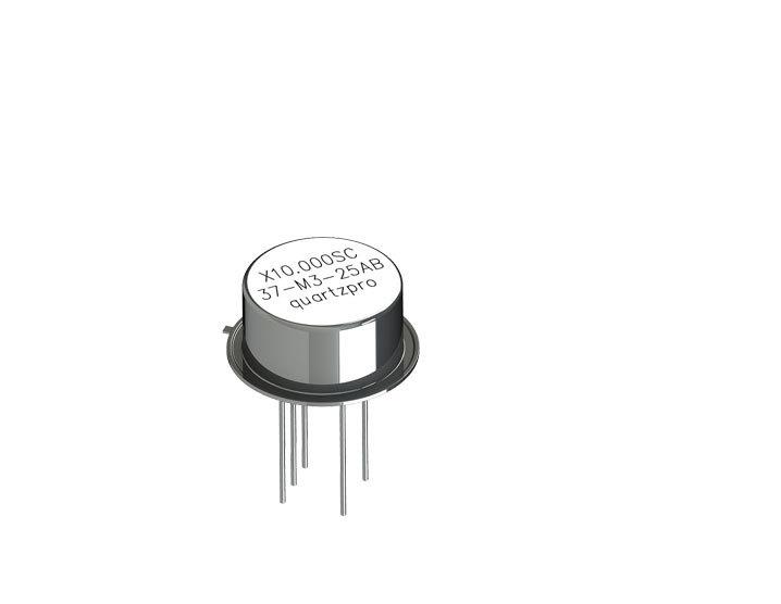 Quartz Crystal 5.000 MHz  SC HC-37/U 3rd overtone  CL 18pF