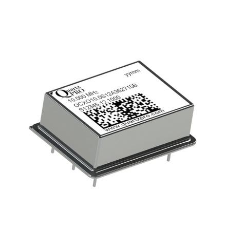 OCXO 12.8 MHz LVCMOS A 3.3 VOLT 36x27x13 mm B
