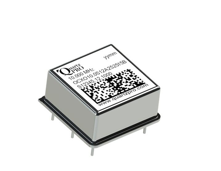 OCXO 13 MHz HCMOS A 5 VOLT 25x25x13 mm B