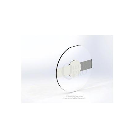 QCM 9 MHz 14 mm Cr/Ag Custom