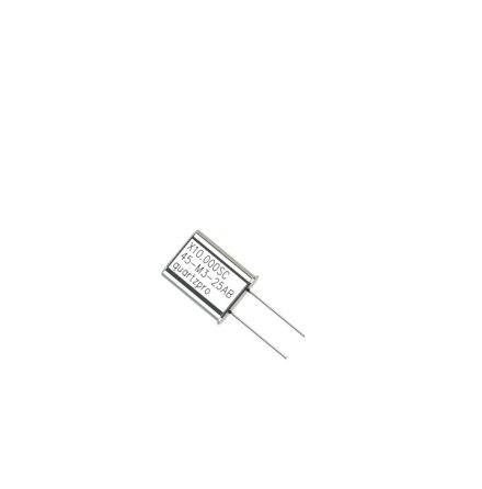 Quartz Crystal 20.000 MHz  AT HC-45/U 3rd overtone  CL 25pF