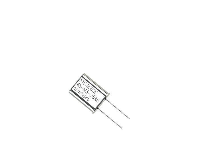 Quartz Crystal 50.000 MHz  AT HC-45/U 3rd overtone  CL 15pF