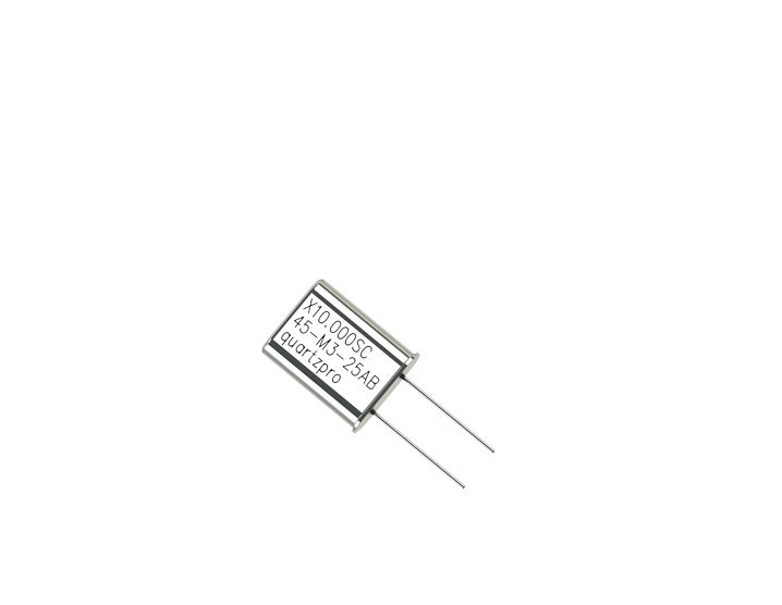 Quartz Crystal 80.000 MHz  SC HC-45/U 5th overtone  Serie